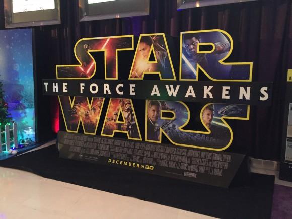 The Force Awakens in Bangkok