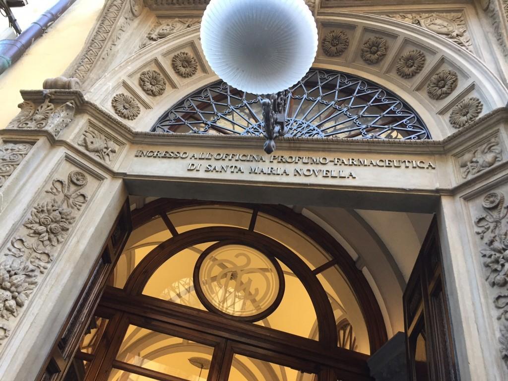 The Farmaceutica Santa Maria Novella - a little whiff of heaven