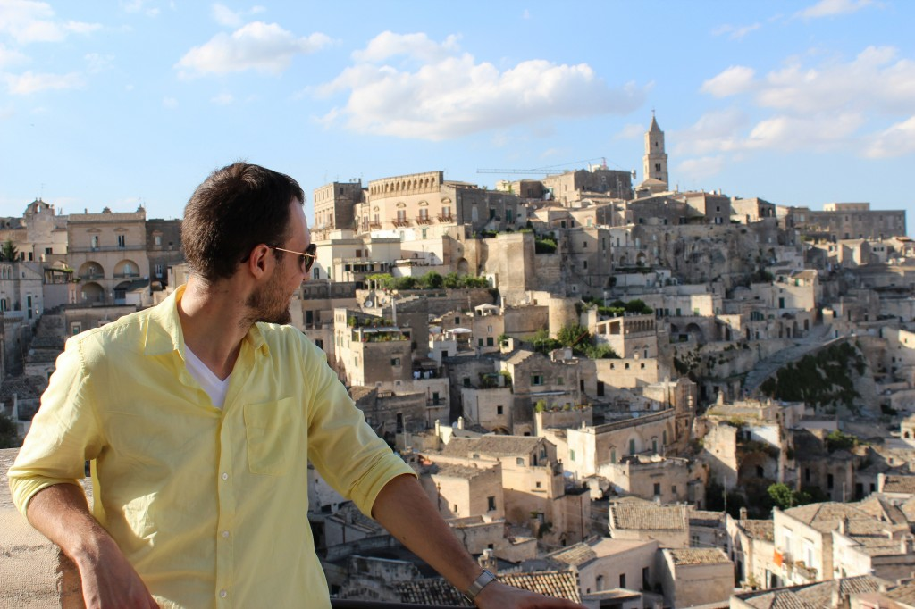 Andrew Authentic Traveling Matera Italy A