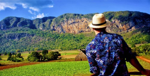 Andrew Authentic Traveling Vinales Cuba